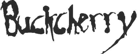 Buckcherry Decal / Sticker