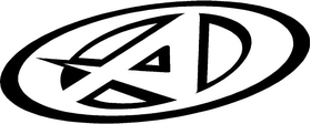AGV Decal / Sticker 01