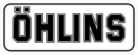 OHLINS Decal / Sticker 05