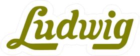 Ludwig Decal / Sticker 03