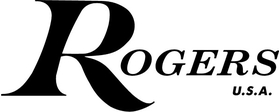 Rogers Drums Decal / Sticker 01