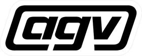 AGV Sport Decal / Sticker 14