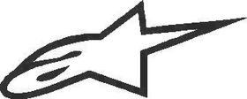Alpinestars 03 Decal / Sticker