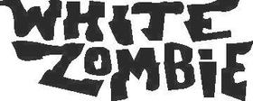 White Zombie Decal / Sticker