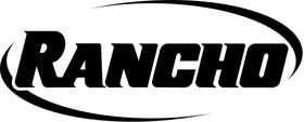 Rancho Decal / Sticker 03