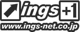 ings Decal / Sticker 03
