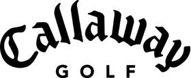 Callaway Golf Decal / Sticker 05