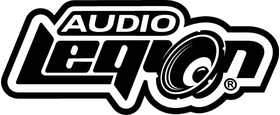 Audio Legion Decal / Sticker 01