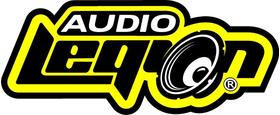 Audio Legion Decal / Sticker 05