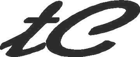 Scion tC Decal / Sticker 02