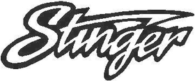 Stinger Decal / Sticker