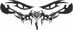 Tribal Decal / Sticker 81