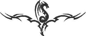 Dragon Decal / Sticker 03