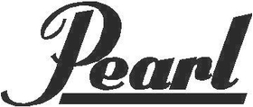 Pearl Drums Decal / Sticker