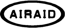 AIRAID Decal / Sticker 02