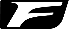 Lexus F-Sport Decal / Sticker 06