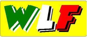 WLF Rossi Decal / Sticker 03