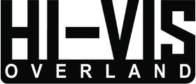 Hi-Vis Overland Decal / Sticker Design 04