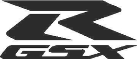 GSXR Suzuki Decal / Sticker 1