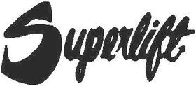 SuperLift Decal / Sticker