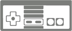 Nintendo Controller Decal / Sticker