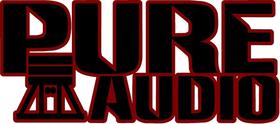 Pure Audio Decal / Sticker 05