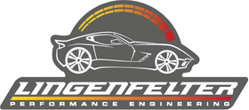 Lingenfelter Decal / Sticker 05