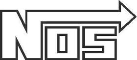 NOS Decal / Sticker 02