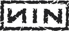 Nine Inch Nails Decal / Sticker 02