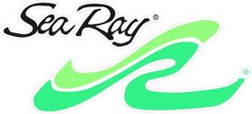 Sea Ray Decal / Sticker 04