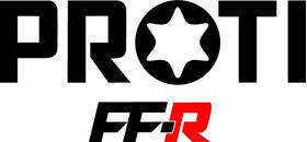 Proti FFR Decal / Sticker 01