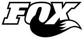 Fox Racing Shox Decal / Sticker 04
