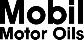 Mobil Motor Oils Decal / Sticker 16