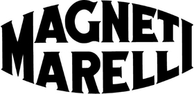 Magneti Marelli Decal / Sticker 02