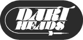 Dart Heads Decal / Sticker 02