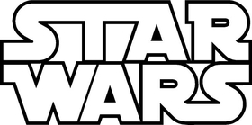 Star Wars Decal / Sticker