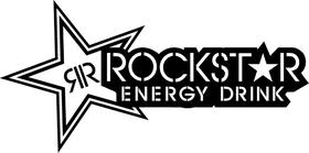 Rockstar Energy Drink Decal / Sticker 12