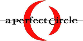 Perfect Circle Decal / Sticker 03