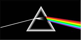 Pink Floyd Dark Side of the Moon Decal / Sticker 03