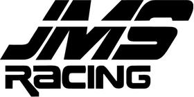 JMS Racing Decal / Sticker 02