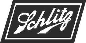 Schlitz Decal / Sticker