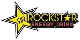 Rockstar Energy Drink Decal / Sticker 03
