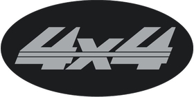 Z 4x4 Decal / Sticker 42