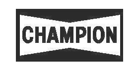 Champion Decal / Sticker