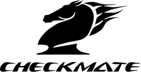 Checkmate Power Boats Decal / Sticker 03