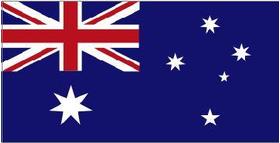 Australian Flag Decal / Sticker