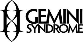 Gemini Syndrome Dead Decal / Sticker 03
