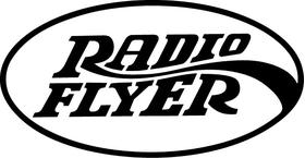 Radio Flyer Decal / Sticker 08