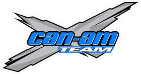 Team Can-Am Decal / Sticker 11