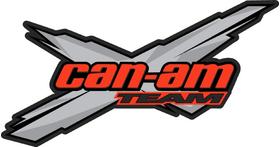 Team Can-Am Decal / Sticker 53